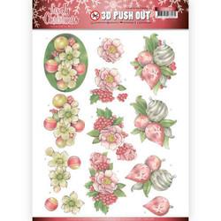 Amy Design Lovely Christmas 3D-kuvat Lovely Ornaments
