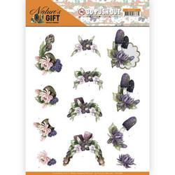 Precious Marieke Nature's Gift 3D-kuvat Purple Gift