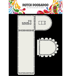 Dutch Doobadoo Card Art Mailbox-sapluuna