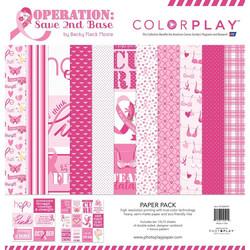 ColorPlay Save 2nd Base -paperipakkaus, 12