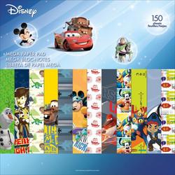 Disney Mega paperipakkaus Boy 2, 12