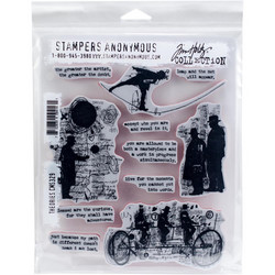 Stampers Anonymous, Tim Holtz leimasinsetti Theories
