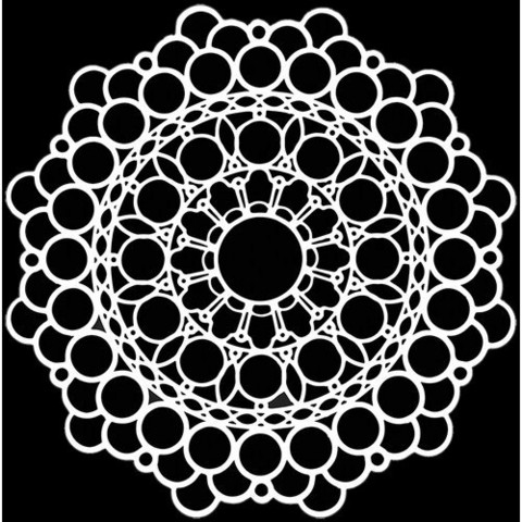 Crafter's Workshop sapluuna Orb Mandala