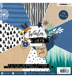 Studio Light paperikko Winter Joys 128