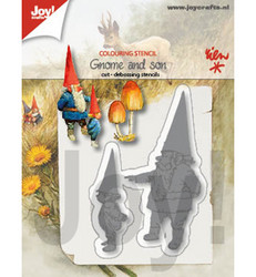 Joy! Crafts stanssisetti Gnome and Son