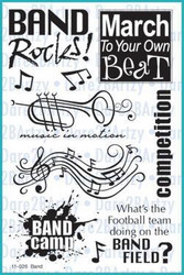 Dare2BArtzy leimasinsetti Band
