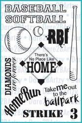 Dare2BArtzy leimasinsetti Baseball / Softball