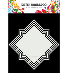 Dutch DooBaDoo Shape Art Lola -sapluuna