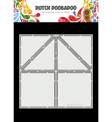 Dutch DooBaDoo Box Art PopUp Box -sapluuna