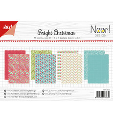 Joy! crafts NoorDesign paperipakkaus Bright Christmas