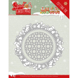 Yvonne Creations Sweet Christmas stanssisetti Frame