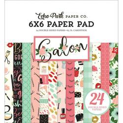 Echo Park Salon -paperipakkaus