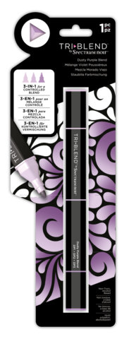 Spectrum Noir TriBlend -tussi, Dusty Purple Blend