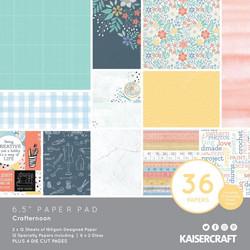 Kaisercraft paperikko Crafternoon