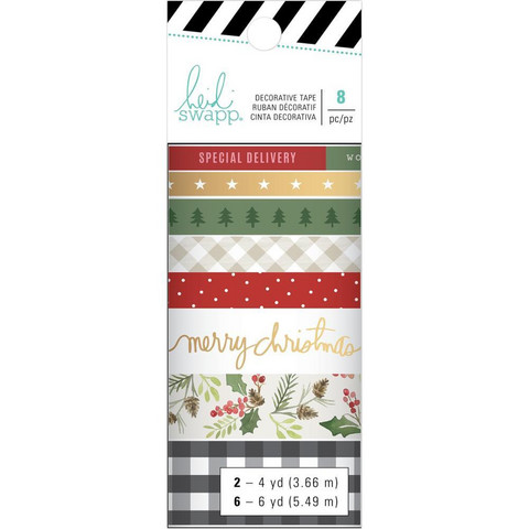 Heidi Swapp Winter Wonderland Washi -teipit