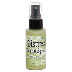 Distress Oxide -suihke, sävy shabby shutters
