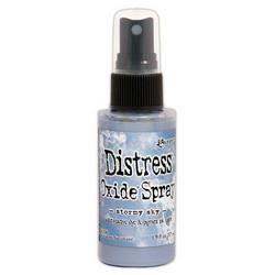 Distress Oxide -suihke, sävy stormy sky