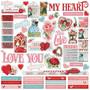 Simple Stories tarra-arkki My Valentine
