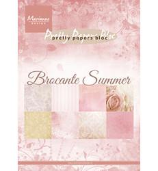 Marianne Design Brocante Summer -paperikko