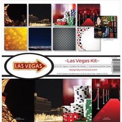 Reminisce Las Vegas -paperipakkaus 12