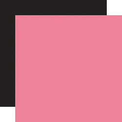 Echo Park Be My Valentine skräppipaperi Pink / Black