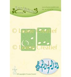 Leane Creatief stanssisetti Musical Symbols