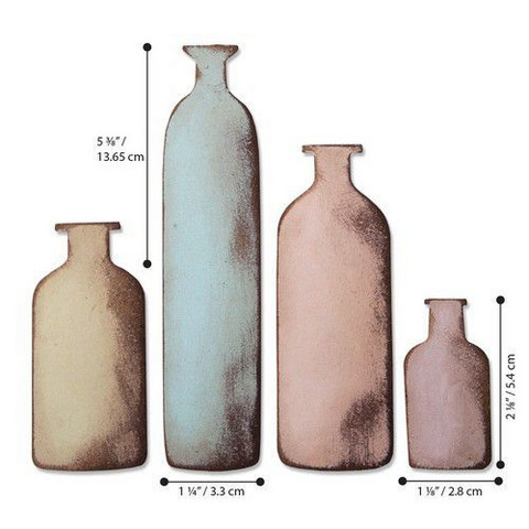 Sizzix Bigz stanssi Bottled Up
