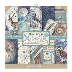 Stamperia paperipakkaus Cosmos, 12
