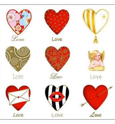 Servetti Love, 20 kpl