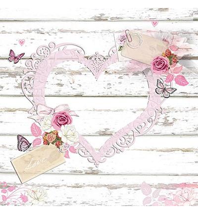 Servetti Love Tags, 20 kpl