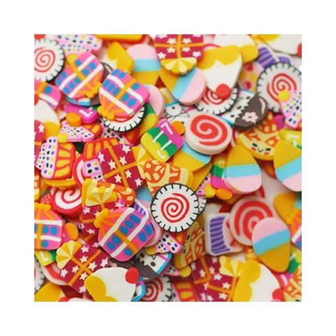 Dress My Crafts Shaker -koristeet, Sweet Candies