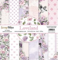 ScrapBoys paperikko Loveland