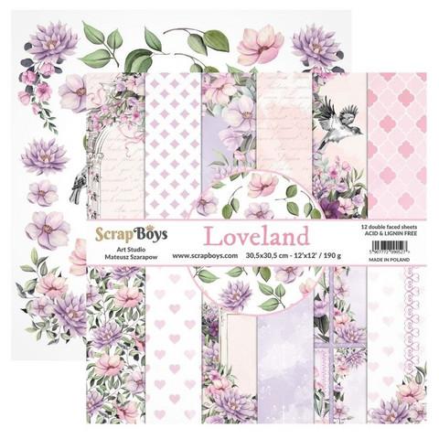 ScrapBoys paperikko Loveland,12