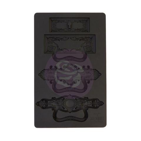 Prima Re-Design Decor Mould -muotti Marguerite Hardware
