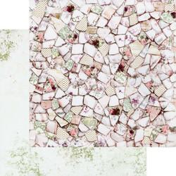 Prima Pretty Mosaic -skräppipaperi Pretty Mosaic
