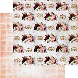 Prima Pretty Mosaic -skräppipaperi Queen Bee