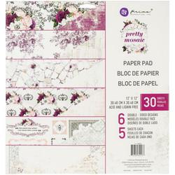 Prima paperikko Pretty Mosaic, 12