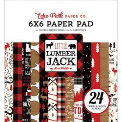 Echo Park Little Lumberjack -paperipakkaus