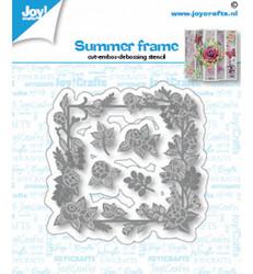 Joy! crafts Summer Rose -stanssisetti