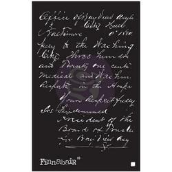 Finnabair sapluuna Read My Letter