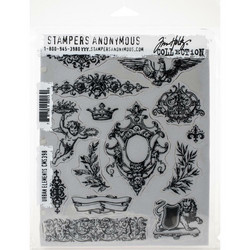 Stampers Anonymous, Tim Holtz leimasinsetti Urban Elements