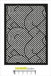 Carabelle Studio Geometrie -sapluuna