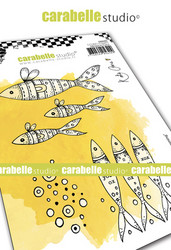 Carabelle Studio Keep Swimming -leimasinsetti