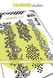 Carabelle Studio Frises des Zolitins -leimasinsetti