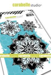 Carabelle Studio Floral Elements by Birgit Koopsen -leimasinsetti