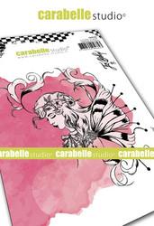 Carabelle Studio Sketch Fairy -leimasin