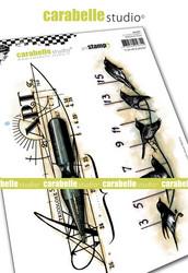 Carabelle Studio L'Art de la plume -leimasinsetti