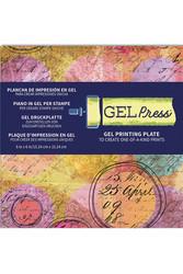 Gel Press Plate, 6