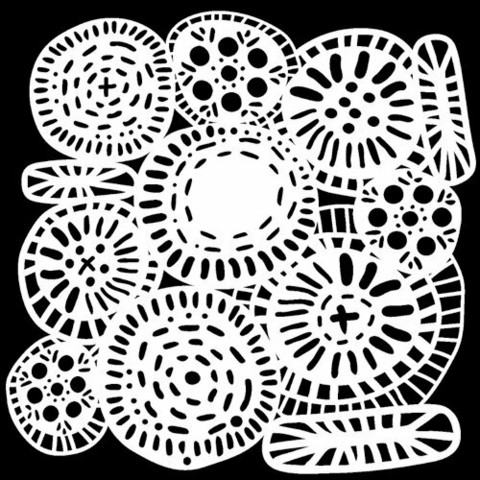 Crafter's Workshop sapluuna Circle Jumble