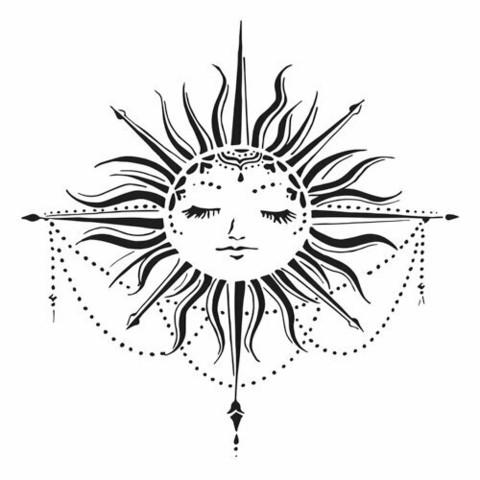 Crafter's Workshop sapluuna Celestial Sun